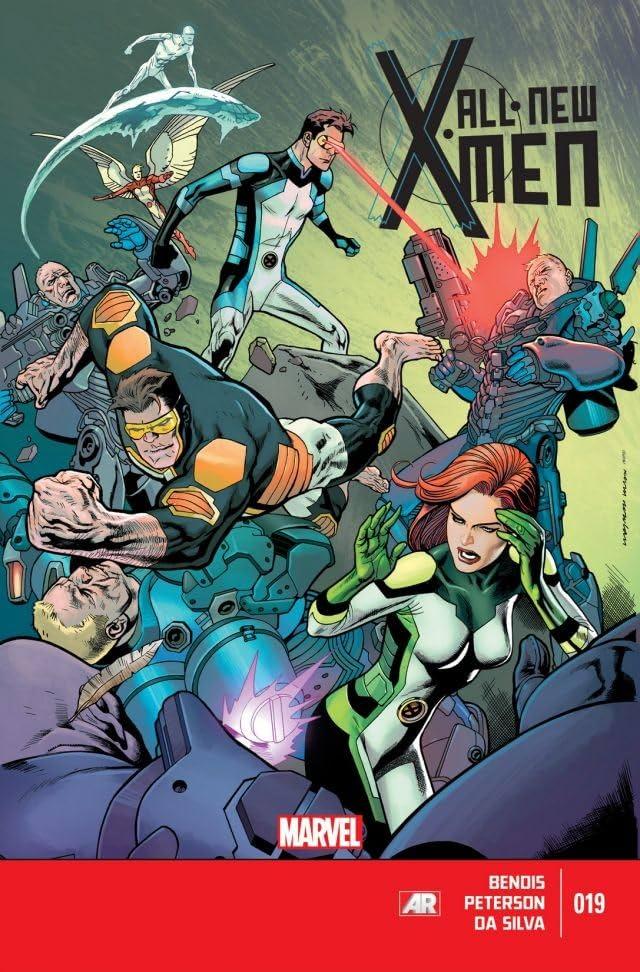 All-New X-Men (2012-2015) #19