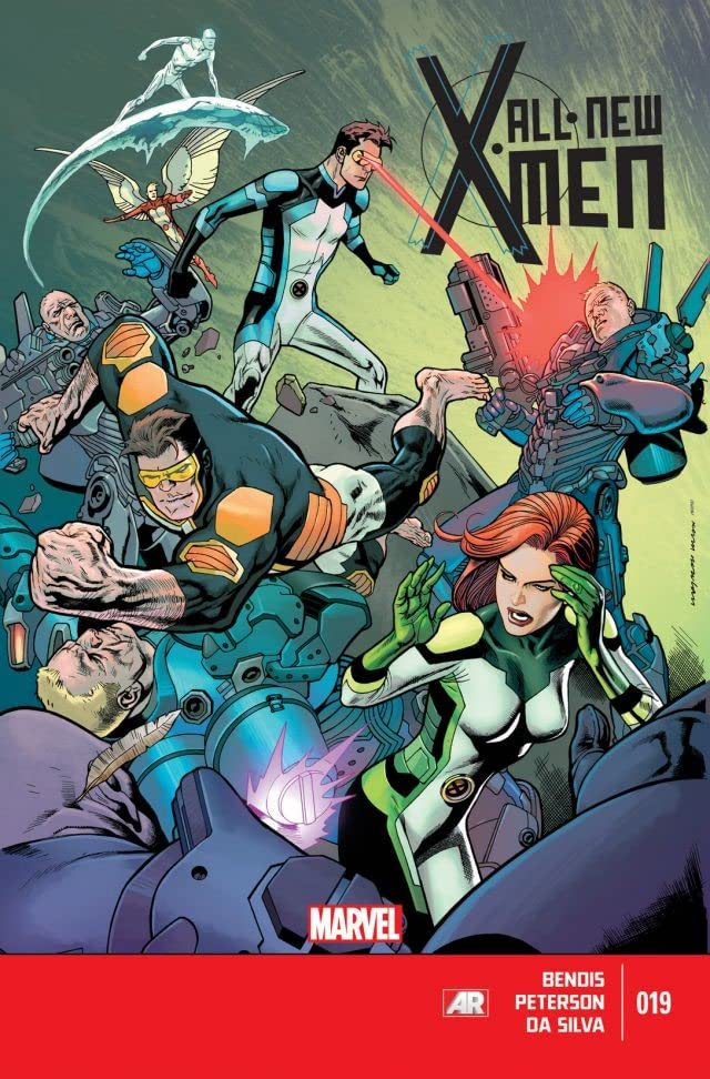 All-New X-Men (2012-2015) #19