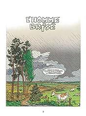 Jimmy Tousseul Vol. 4: L'Homme Brisé