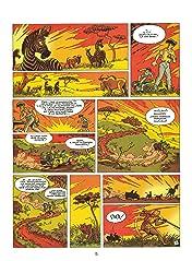 Jimmy Tousseul Vol. 5: Le royaume du Léopard