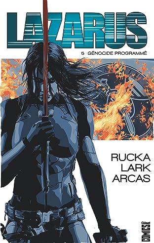 Lazarus Vol. 5: Génocide programmé