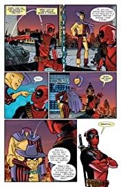Deadpool Annual 2013