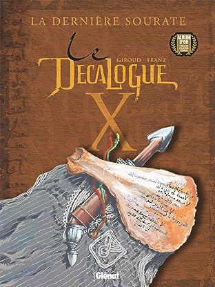 Le Décalogue Vol. 10: La Dernière Sourate