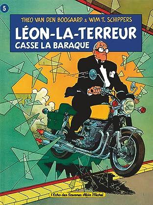 Léon la terreur casse la baraque