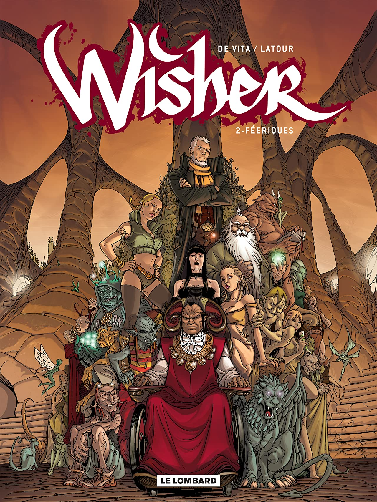 Wisher Vol. 2: Merlin