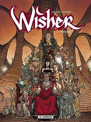 Wisher Vol. 2: Merlin