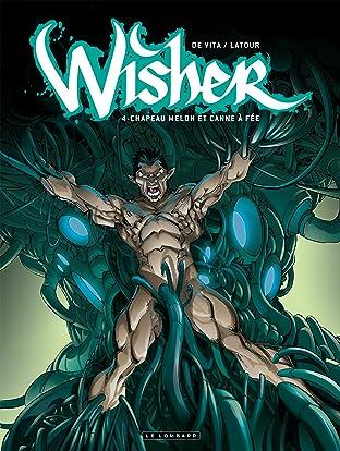 Wisher Vol. 4: Chapeau Melon et Canne à fée