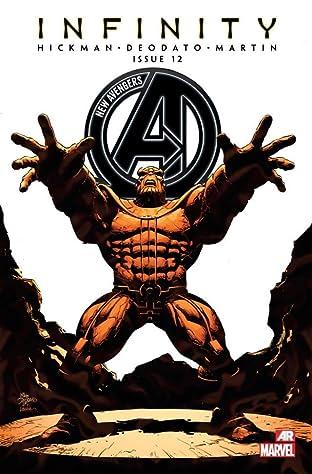 New Avengers (2013-2015) No.12