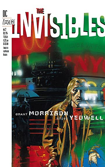 The Invisibles #2
