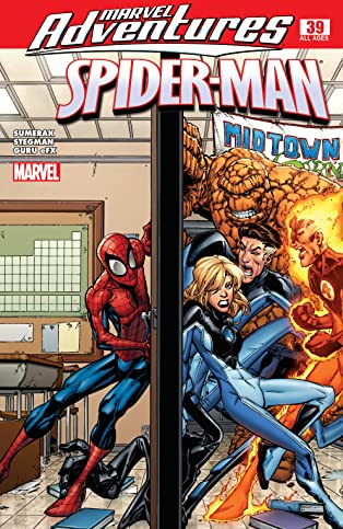 Marvel Adventures Spider-Man (2005-2010) #39