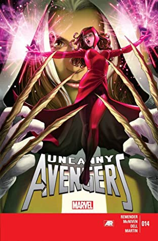 Uncanny Avengers (2012-2014) No.14