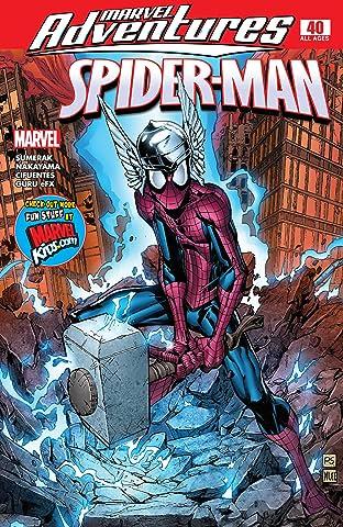 Marvel Adventures Spider-Man (2005-2010) #40