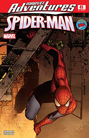 Marvel Adventures Spider-Man (2005-2010) #41