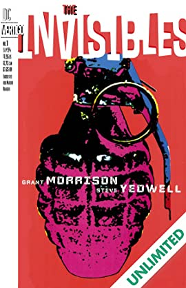 The Invisibles #1