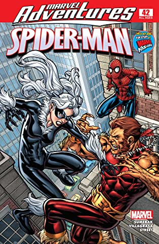Marvel Adventures Spider-Man (2005-2010) #42