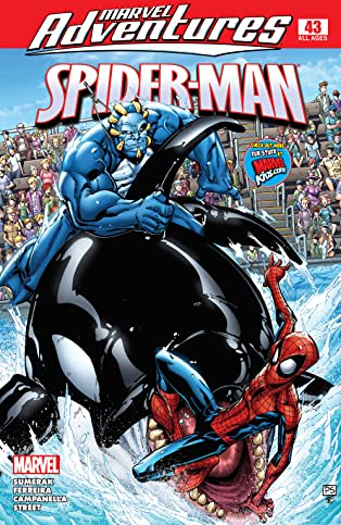Marvel Adventures Spider-Man (2005-2010) #43