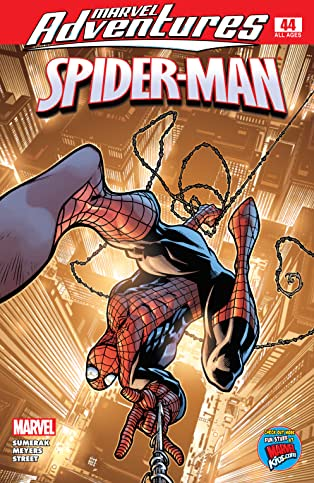 Marvel Adventures Spider-Man (2005-2010) #44