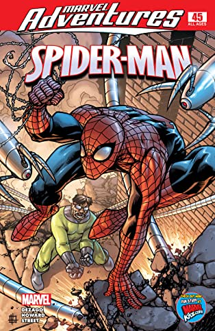 Marvel Adventures Spider-Man (2005-2010) #45