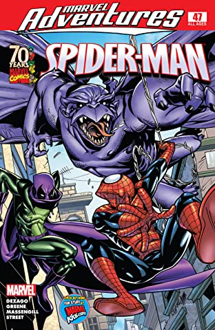 Marvel Adventures Spider-Man (2005-2010) #47