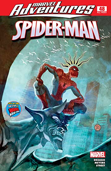 Marvel Adventures Spider-Man (2005-2010) #48