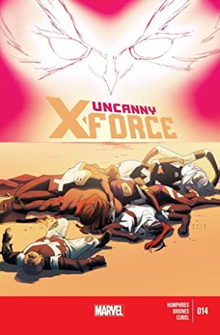 Uncanny X-Force (2013-2014) No.14