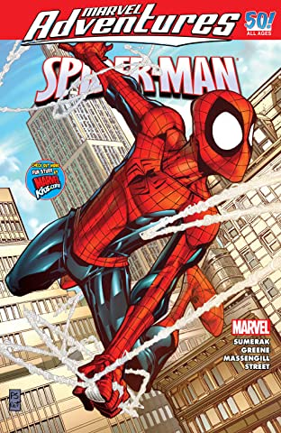 Marvel Adventures Spider-Man (2005-2010) #50