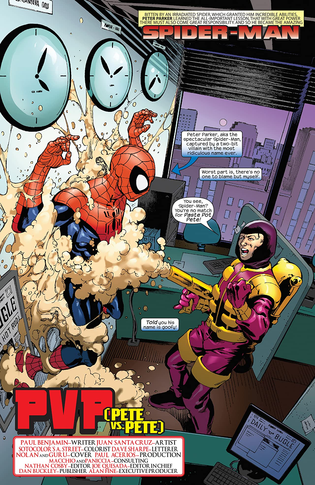 Marvel Adventures Spider-Man (2005-2010) #51