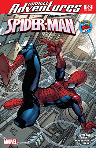 Marvel Adventures Spider-Man (2005-2010) #52