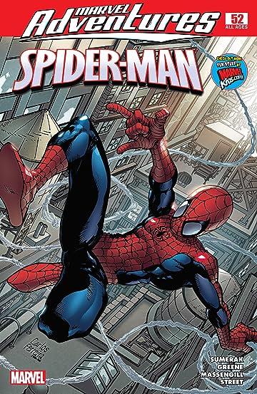 Marvel Adventures Spider-Man (2005-2010) #52