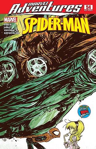 Marvel Adventures Spider-Man (2005-2010) #54