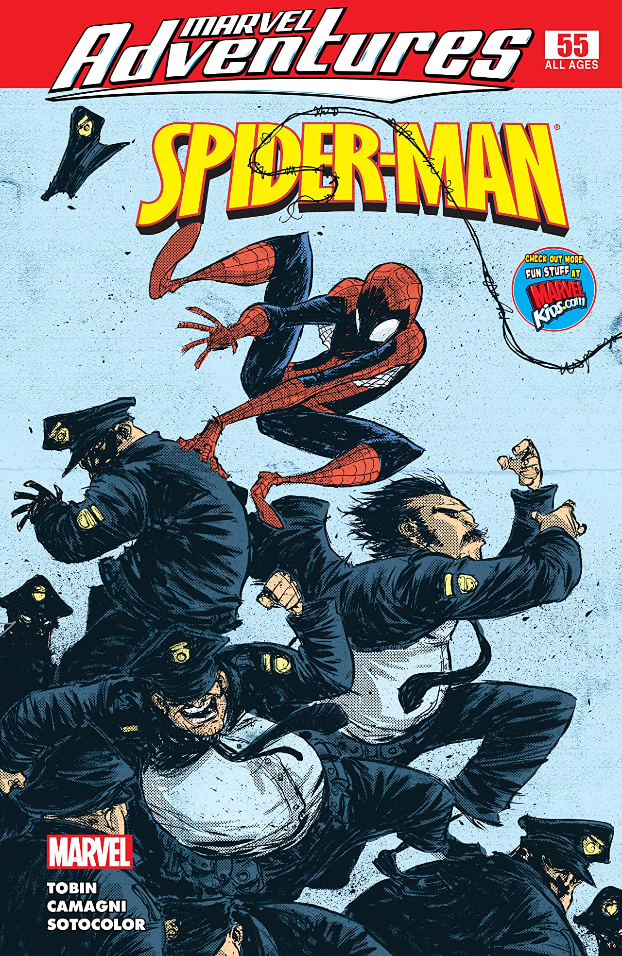 Marvel Adventures Spider-Man (2005-2010) #55