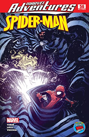 Marvel Adventures Spider-Man (2005-2010) #56