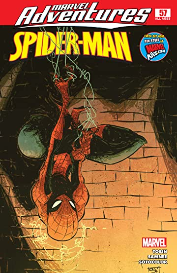 Marvel Adventures Spider-Man (2005-2010) #57
