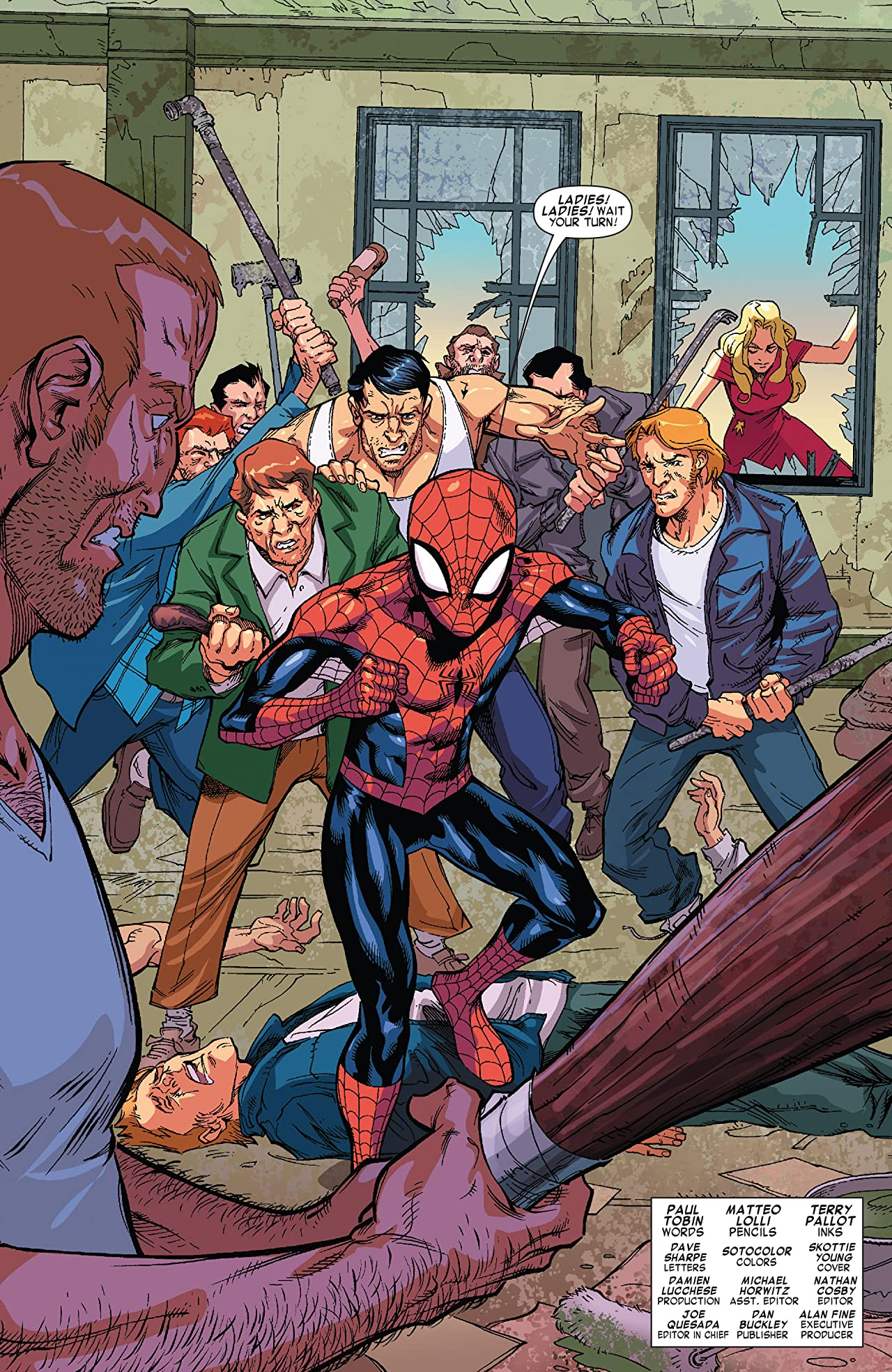 Marvel Adventures Spider-Man (2005-2010) #58