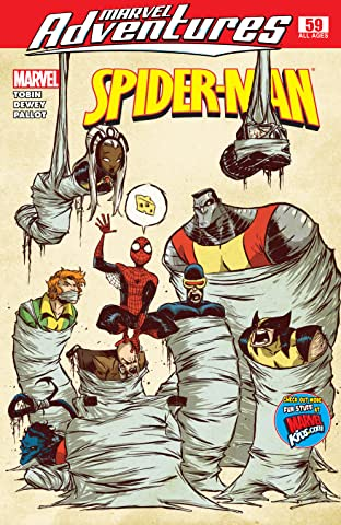 Marvel Adventures Spider-Man (2005-2010) #59