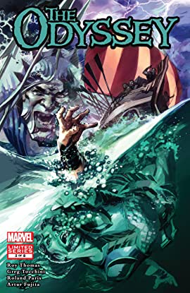 Marvel Illustrated: The Odyssey (2008-2009) #2 (of 8)