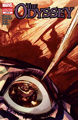 Marvel Illustrated: The Odyssey (2008-2009) #3 (of 8)