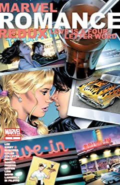 Marvel Romance Redux: Love Is A Four-Letter Word (2006) #1