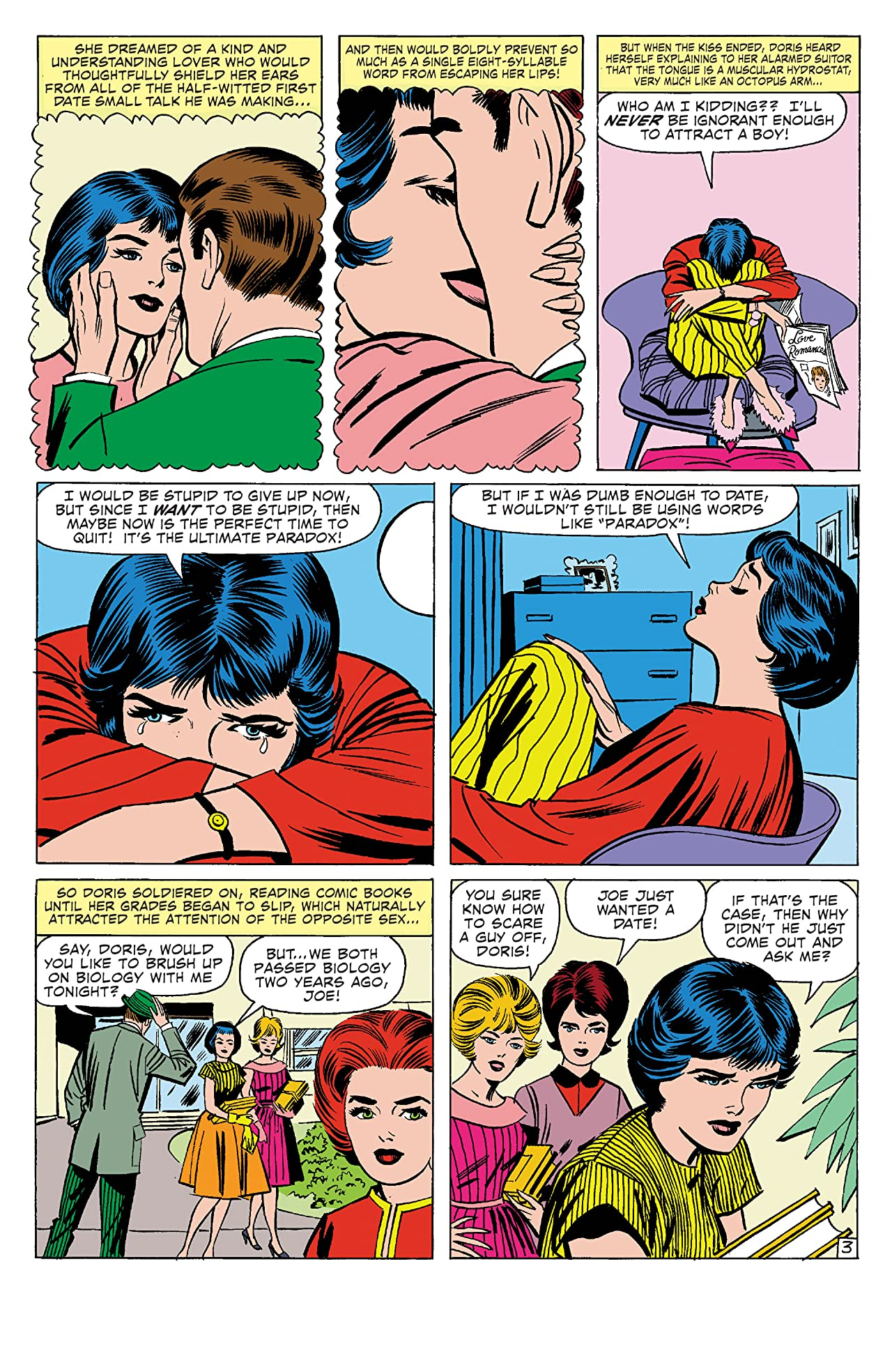 Marvel Romance Redux: Restraining Orders Are For Other Girls (2006) #1