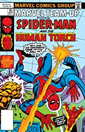 Marvel Team-Up (1972-1985) #61