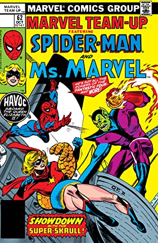 Marvel Team-Up (1972-1985) #62