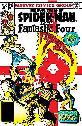 Marvel Team-Up (1972-1985) #100