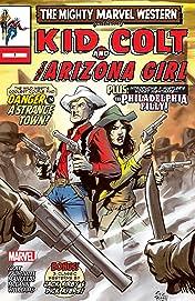 Marvel Westerns: Kid Colt & The Arizona Girl (2006) #1