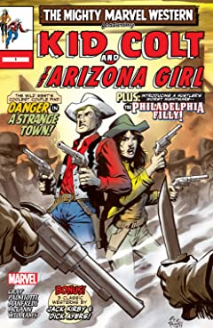 Marvel Westerns: Kid Colt & The Arizona Girl (2006) #1