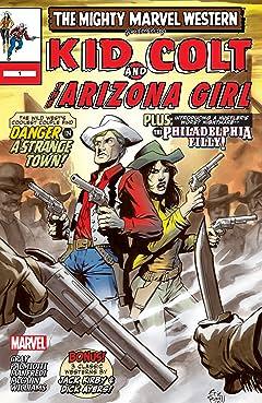 Marvel Westerns: Kid Colt & The Arizona Girl (2006) No.1