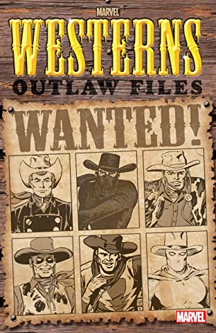Marvel Westerns: Outlaw Files (2006) No.1