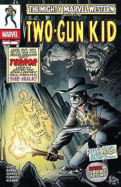 Marvel Westerns: The Two-Gun Kid (2006) No.1