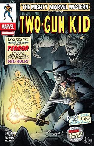 Marvel Westerns: The Two-Gun Kid (2006) No.1