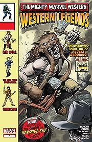 Marvel Westerns: Western Legends (2006) #1