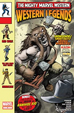 Marvel Westerns: Western Legends (2006) #1